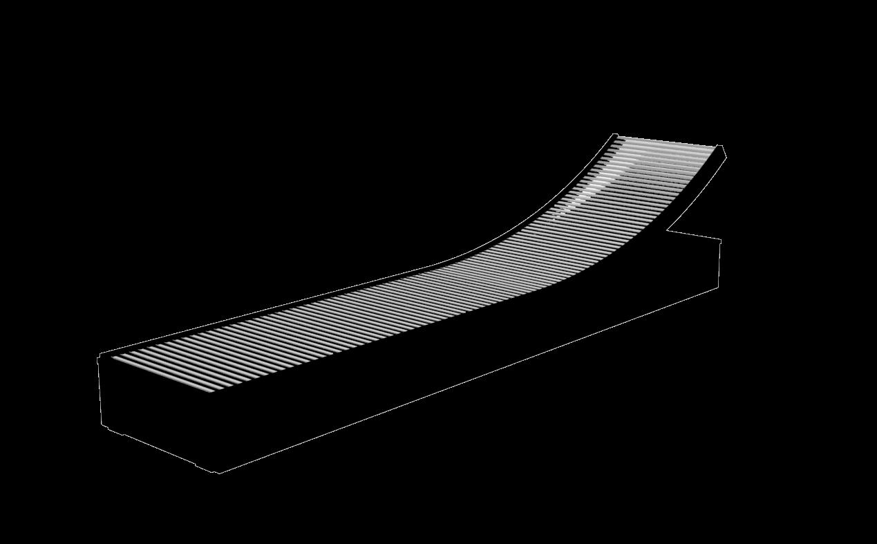KFT31-LH Mini Seri Yer Konvektörleri