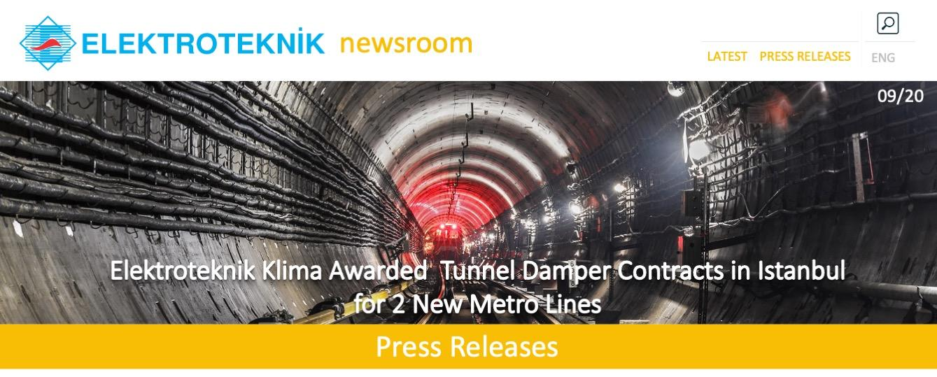 Press Release 09/20 - New Metro Projects
